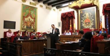 """Carlos González: """"En 2020 vamos a peatonalizar la Corredora"""""""