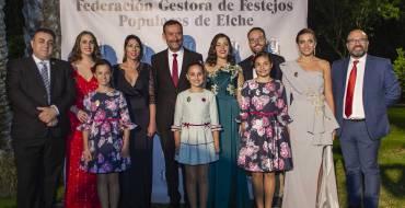 L'alcalde d'Elx aplaudeix i reconeix l'esforç i treball de la gestora i les comissions de festes en la Gala del Fester