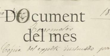 DESEMBRE: ELS DANYS PROVOCATS PEL TERRATRÉMOL DE 1829