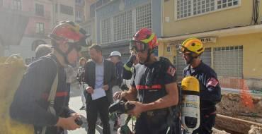 L'alcalde d'Elx ha confirmat la troballa del refugi de la Guerra Civil al Mercat Central