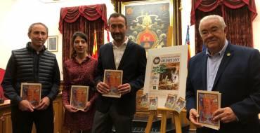 La presentació de la revista Pandereta i del pregoner del Nadal es converteix en un emotiu record de Víctor Sánchez