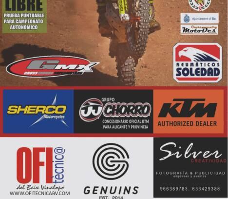 7º Cross Country Motocross Ciudad de Elche