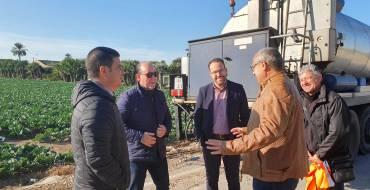 El plan de mantenimiento de asfaltado llega a El Derramador con una inversión que ronda los 65.000 euros