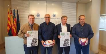 """Elx es converteix en la capital europea del """"Seven"""" amb la celebració del cinqué Torneig Internacional de Rugbi 7"""