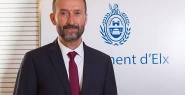 El alcalde de Elche valora positivamente el nuevo gobierno progresista