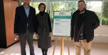 """El alcalde destaca la """"valiosa función social"""" que realiza el CRIS durante la celebración de su 20 aniversario"""