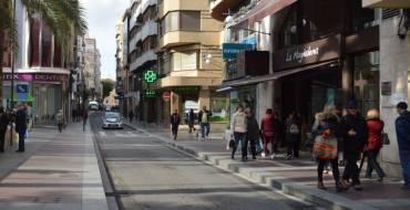 La Corredora también será peatonal los días 23 y 24 de diciembre para facilitar las compras navideñas