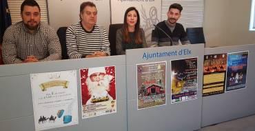 Fiestas presenta los eventos navideños de las pedanías