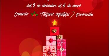 El Mercat de Nadal de la Glorieta