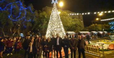 La Feria de Navidad llega por primera vez a El Altet