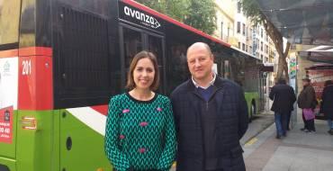 El bus urbano registra más de 12 millones de viajeros durante 2019, un 1,5% más que el año anterior