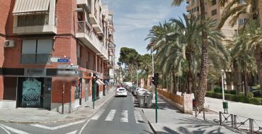 Corte total de calle Porta de la Morera