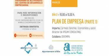 PLAN DE EMPRESA ( PARTE I)