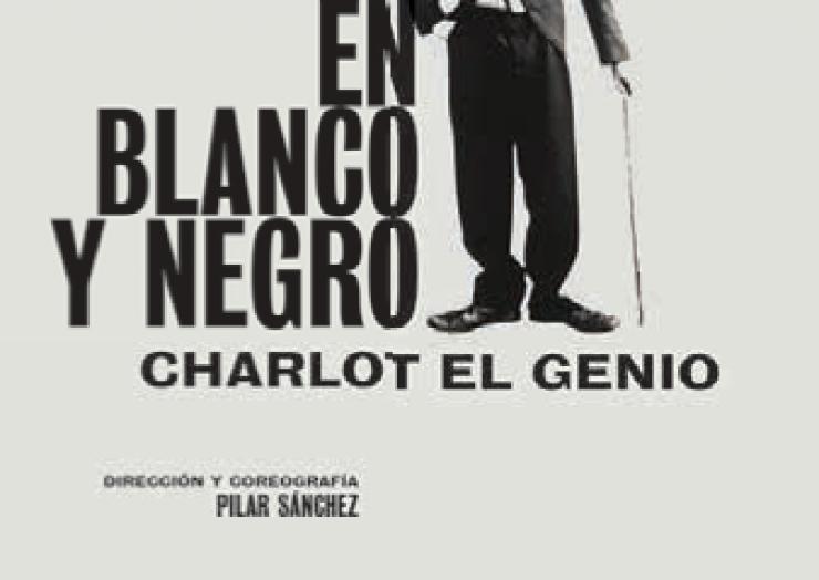 """""""En Blanco y Negro (Charlot, El Genio)"""" de DansAires & ART"""