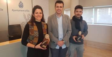 Promoción Económica entrega los galardones Emprendedores del Mes de noviembre y diciembre de 2019