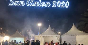 San Antón se mantiene según lo previsto