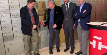 El Instituto Cervantes de Madrid homenajea al escritor ilicitano Vicente Molina Foix