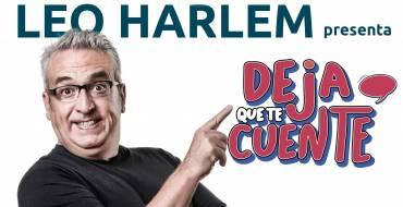Leo Harlem: «Deja que te cuente»