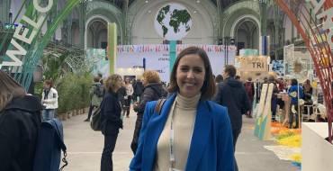 Elche aborda en París las políticas locales de lucha contra la emergencia climática