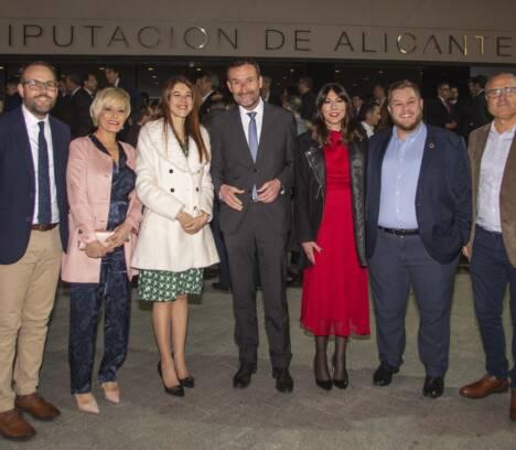 La Gala de los Importantes del diario Información premia el talento ilicitano