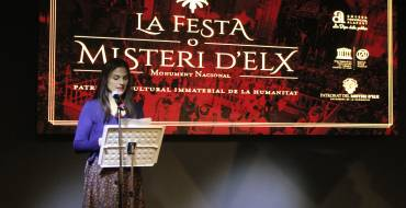 Cultura lleva a Madrid la presentación del nuevo disco del Misteri d'Elx