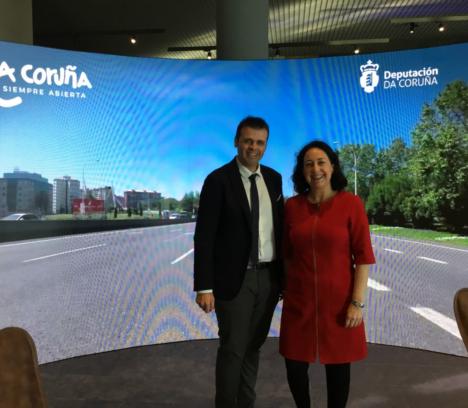 El concejal de Promoción Económica Carles Molina asiste al 32 Congreso de OPC