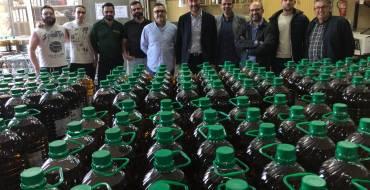 El Equipo de Gobierno prepara con las almazaras un plan para impulsar la venta de aceite ilicitano de calidad