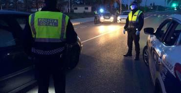 Intensa vigilancia policial en zonas estratégicas de Elche y en las principales entradas y salidas de la ciudad