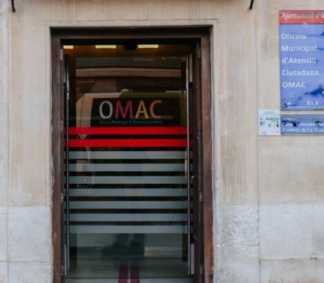 La OMAC publica un vídeo tutorial para facilitar la petición de cita previa para realizar trámites
