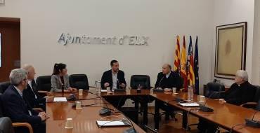 La Junta Mayor de Cofradías comunica al Ayuntamiento la suspensión de la Semana Santa ilicitana