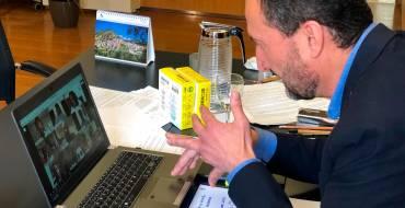 """El alcalde de Elche convoca la Junta de Portavoces para el próximo jueves Carlos González señala que """"queremos que la oposición sea partícipe de las decisiones que estamos adoptando"""""""
