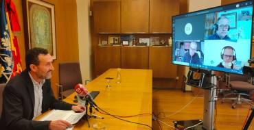 El alcalde anuncia 3 millones de euros para ayudas directas a autónomos y pequeñas empresas