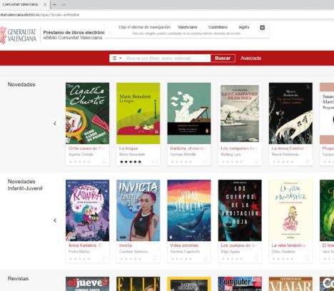 Préstamo bibliotecario en línea, la literatura de Delibes y 'Cortos en cuarentena'