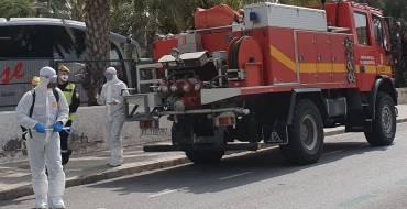 El alcalde de Elche pide la colaboración de la UME para desinfectar la residencia de Altabix y el albergue de El Toscar