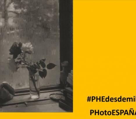 Proyecto fotográfico #Desdemibalcón y enlaces culturales para un jueves de primavera