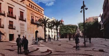 Aprobada la licitación de las obras de peatonalización de la Corredora y la Plaza de Baix