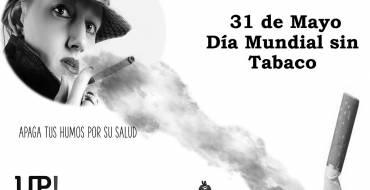 El Ayuntamiento de Elche se une a la celebración del Día Mundial sin Tabaco