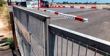 El Ayuntamiento suspende la actividad del Elche Karting Club por el ruido de los vehículos