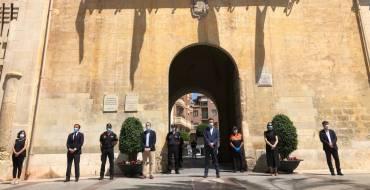 El Ayuntamiento de Elche se adhiere a los 10 días de luto por los fallecidos a causa del coronavirus
