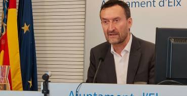 El alcalde de Elche valora positivamente la aprobación de la nueva Ley del Juego por parte de las Cortes Valencianas