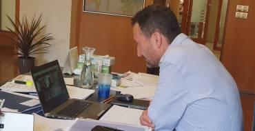 El alcalde vuelve a convocar la Junta de Portavoces para analizar la situación de Elche en el proceso de desescalada