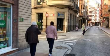 Elche cortará calles al tráfico rodado para que la ciudadanía pueda pasear cumpliendo el distanciamiento físico