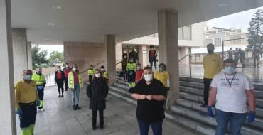 El Ayuntamiento de Elche colabora con KW Orihuela Costa para celebrar Red day 2020