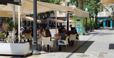 El Equipo de Gobierno amplía a todo 2021 la suspensión de la tasa de mesas y sillas para apoyar a la hostelería