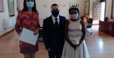 El Ayuntamiento de Elche reanuda la celebración de bodas civiles con la posibilidad de Streaming