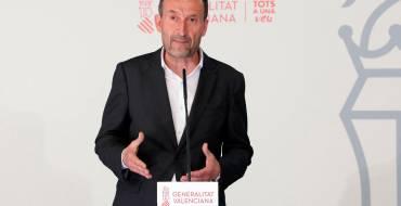 El alcalde de Elche plantea en la reunión convocada por Ximo Puig utilizar el superávit municipal para impulsar la reconstrucción económica en la Comunidad Valenciana
