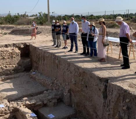 El Ayuntamiento de Elche destina 15.000 euros al yacimiento de La Alcudia para impulsar tres campañas de excavaciones arqueológicas