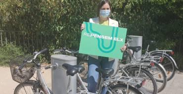 Nuevo impulso a la ampliación del carril bici en Elche