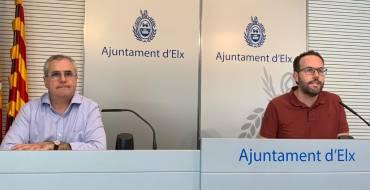El lunes comienzan las obras del colector en las calles Fra Pere Balaguer y Obispo Winibal para reducir el riesgo de inundaciones en Altabix