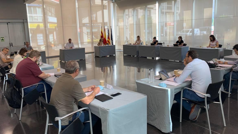 Elche se adhiere al Programa Planifica de la Diputación para la financiación conjunta de mejoras en pedanías y actuaciones del Plan Centro